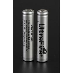 Ultrafire LC10440 3.7v 500ma Gris protegida