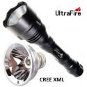 Linterna Ultrafire WF-600 1 Led