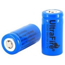 Batería Ultrafire LC16340 3,7V 880mA No protegida