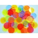 Filtros acrílicos de 25mm para linternas