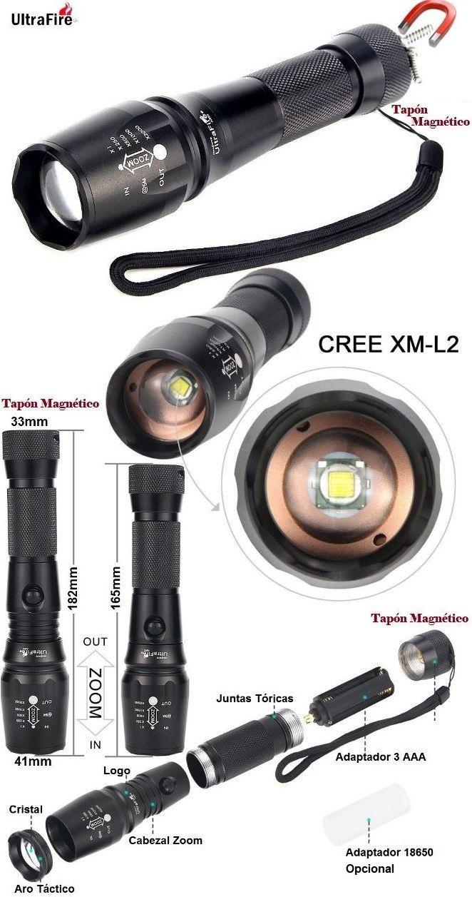UltraFire A200