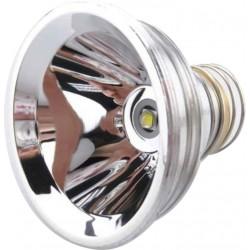 Cabezales de 52mm para Linternas Ultrafire WF-600