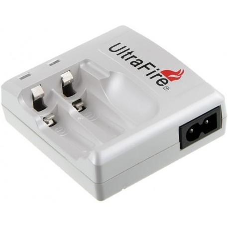 Cargador Ultrafire WF138-B 2 bahías