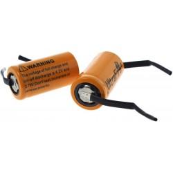 Batería Ultrafire XSL18350 3.7v.1200mA pcb