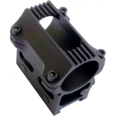 Montura de Linterna para armas de carril M27