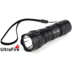 Linterna Ultrafire Compacta 123A