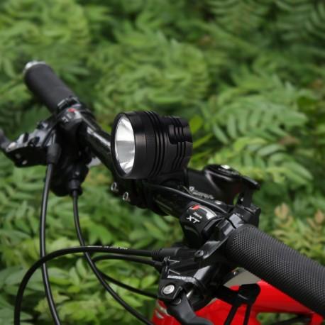 Linterna Ultrafire de Bici XHP50 2600Lm