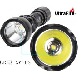 Linterna ULTRAFIRE 18WG T60 800Lm