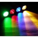 Filtros acrílicos de 28mm para linternas