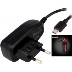 Cargador 5v 1A para Baterías de Litio 3.7v USB