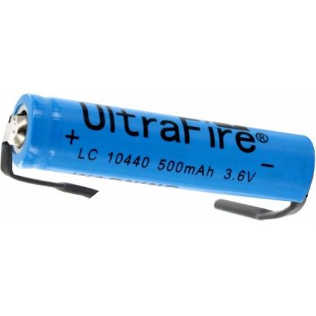 Ultrafire LC10440 3.6v 500ma azul PCB