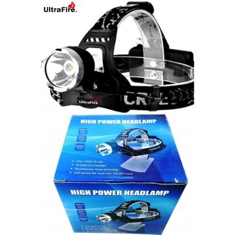 Linterna Ultrafire de Cabeza UF-002
