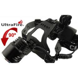 Linterna Ultrafire de Cabeza UF-001
