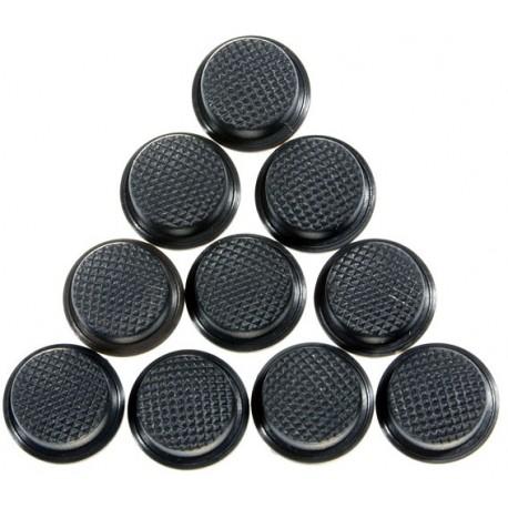 Botones de silicona para Linternas