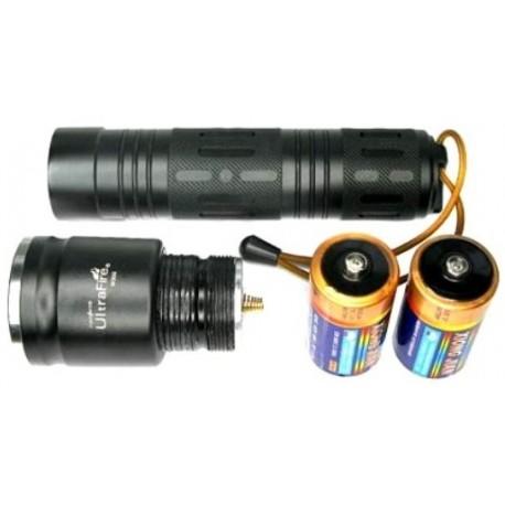 Linterna Ultrafire W-300
